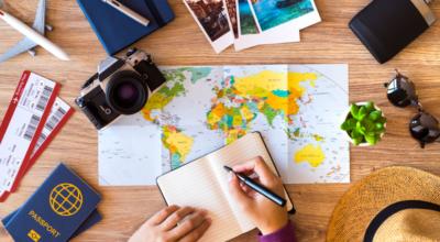 Como montar um checklist de viagem para não passar perrengue