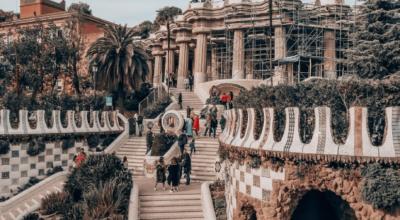 Parque Güell: a mistura perfeita de natureza e arte em Barcelona