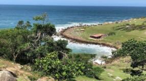 Vale da Utopia: o melhor lugar para acampar no litoral catarinense