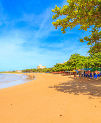 Aracruz: visite as praias mais bonitas do Espírito Santo