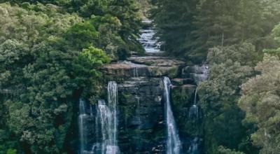 Visite Jaguariaíva, a cidade paranaense dos cânions e cachoeiras