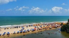 Conheça a Praia Bela, um destino inesquecível no litoral da Paraíba