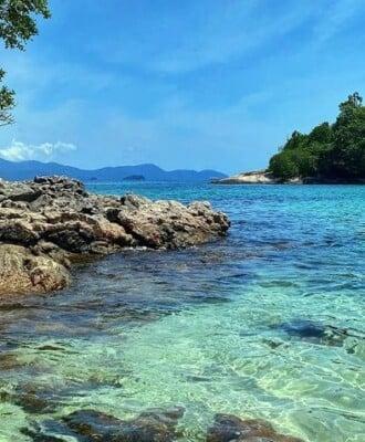 8 razões para você visitar a Ilha de Cataguases em Angra dos Reis