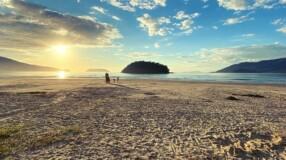 7 atividades na Praia do Sapê para aproveitar o litoral norte paulista